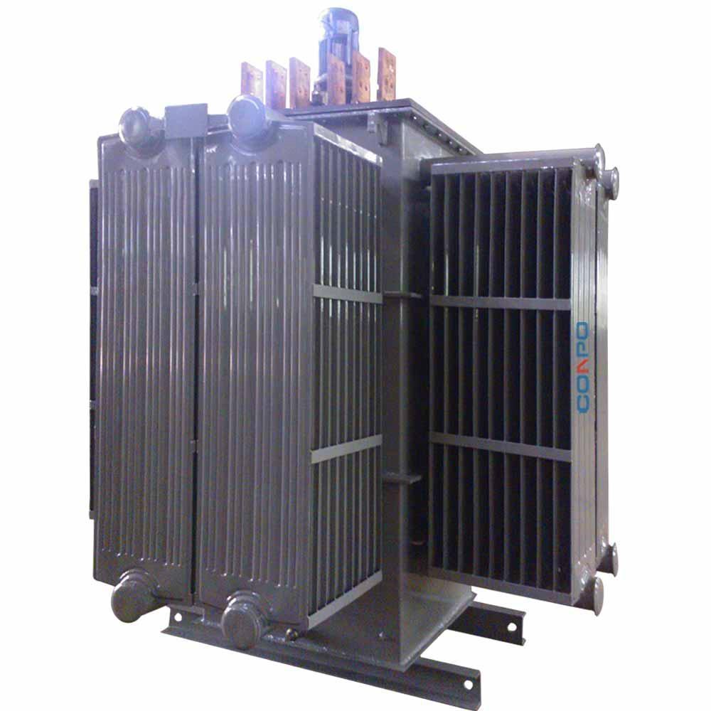 Oil type immersed Induction Voltage Stabilizer regulator TNSJA-II-500KVA 5