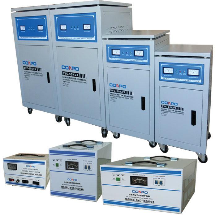 SVC(NEW) series Servo type 1phase Automatic Voltage Stabilizer regulator 1