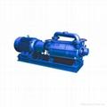 2SK两级水环式真空泵
