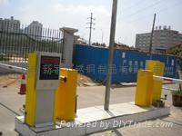 福建龍岩停車場車牌識別智能系統設備