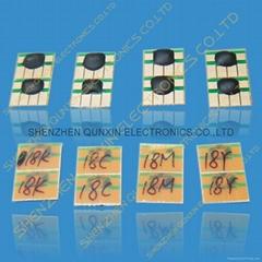 是用在HP打印机上的永久性芯片