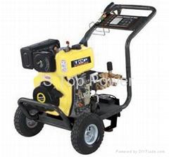 2500 PSI Diesel Pressure Washer