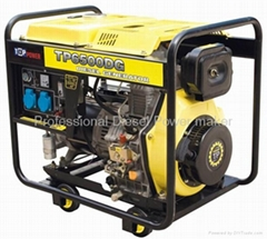 5kw Diesel Portable generator (Hot Product - 1*)