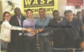 Electric Link and WASP SIGN PARTNERSHIP DEAL
