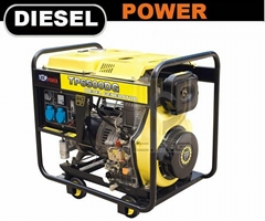5kw Diesel Portable generator (Hot Product - 2*)