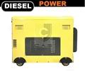 Diesel Silent type generator