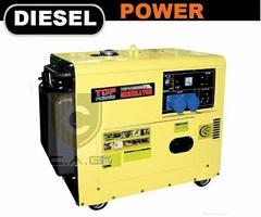 6kw Silent Diesel Genera