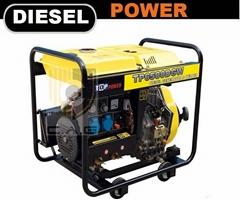 5kw Welding Diesel Gener