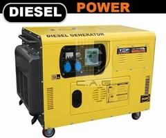 10kw Silent Diesel generators