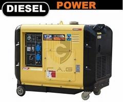 TPC sereis Supper Silent Type Diesel Generators