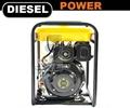 Diesel fuel transfer pump