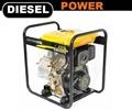 Diesel water transfer pumps
