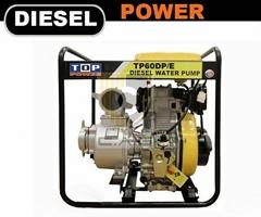 6inch Diesel Water Pump