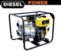 Diesel trash pumps