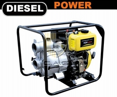 3inch Diesel Trash Water Pump
