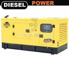 50KW Standby Diesel Generator