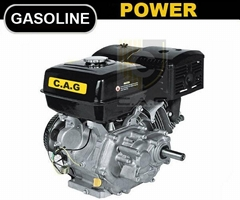 9.0HP  Gasoline 2:1 Gear Reduction