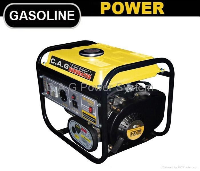 Automatic Sitemap Generator: 850W Gasoline Generator