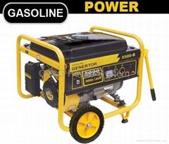 5500watts Gasoline generator