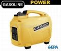 2000watts Gas Inverter Generator