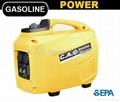 2600watts Gas Inverter Generator