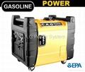 4600watts Gas Inverter Generator