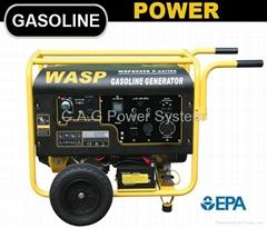 3.5kw Open-Frame Gasoline generator