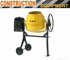 180L Mini Concrete Mixer