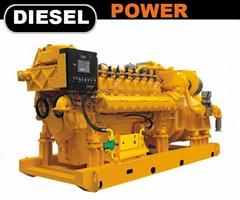 Natural Gas Generator Set