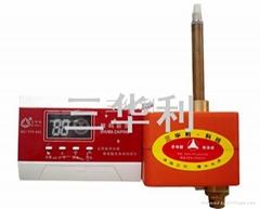 Water heater antifreeze