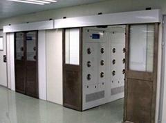 深圳自動門貨淋室雄海製造銷售