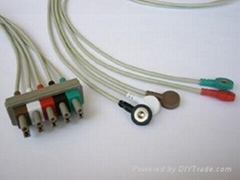 SPACELABS ECG Cable
