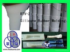 Faux Stone Mold Making RTV-2 Silicone