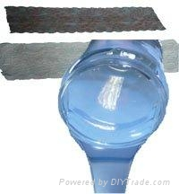 Wear-resistant eco solvent silicone screen printing ink 2