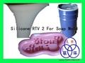 樹脂工藝品用模具硅膠 4