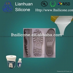 high temperature resistant silicone rubber make PU resin molds for sale