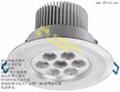 LED天花灯批发价3W-5W-7W-12W 2