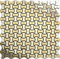 六角形不锈钢马赛克 金属马赛克 5