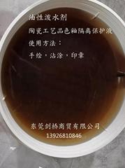 油性潑水劑