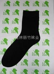 竹棉无骨袜商务袜系列