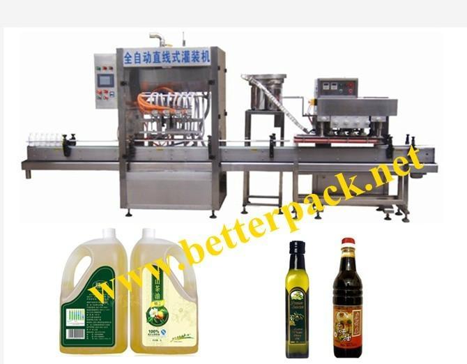 olive oil filling machine liquid bottle filling machine 1