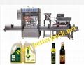olive oil filling machine liquid bottle