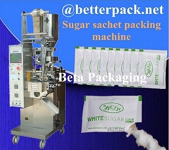 sugar sachet packing mac