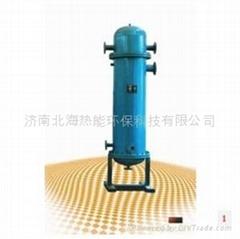 固定管板式換熱器