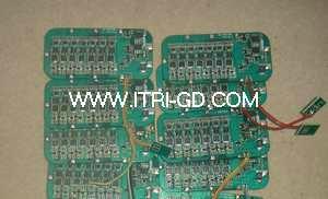 8串动力保护板  TI方案 硬件+SMBUS通讯 1