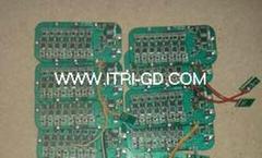 8串动力保护板  TI方案 硬件+SMBUS通讯