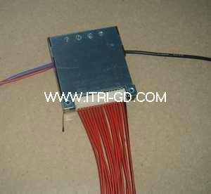 14串电动单车保护板模块 TI方案 硬件+I2C通讯 1