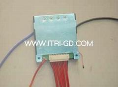10串电动单车保护板模块 TI方案 硬件+I2C通讯