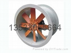 防腐塑料軸流風機PPT35