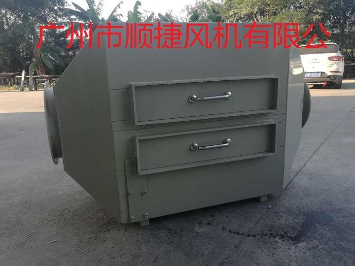 活性炭废气吸附箱 2